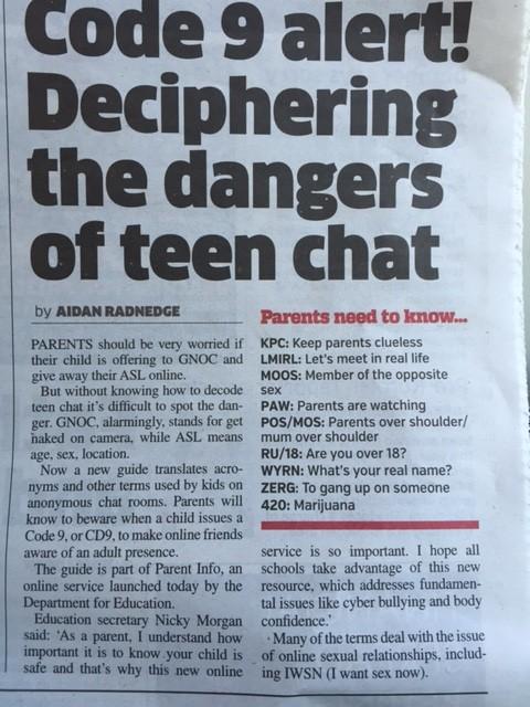 Teen Talk 2
