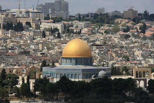 long-haul destination - Jerusalem