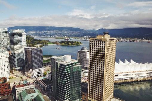 long-haul destination - Vancouver