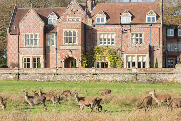 Burley Manor, The New Forest
