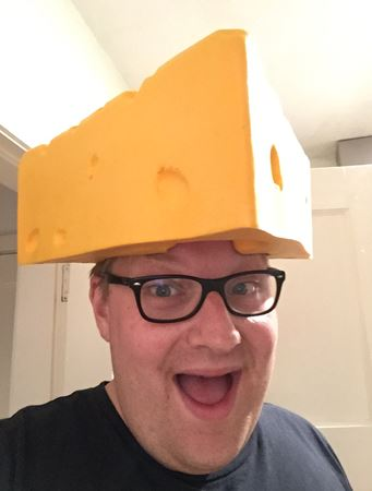 silly cheese gift to bring home