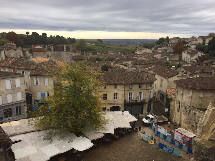 A short break to Bordeaux