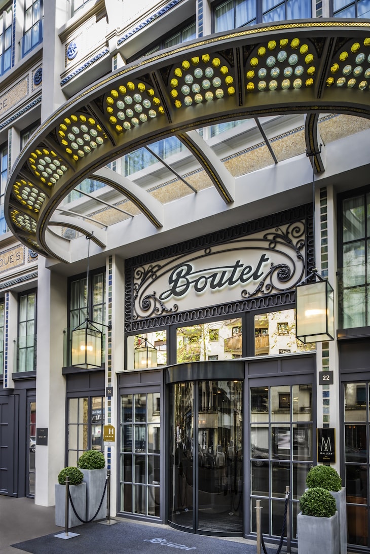 Hotel Paris Bastille Boutet MGallery by Sofitel review