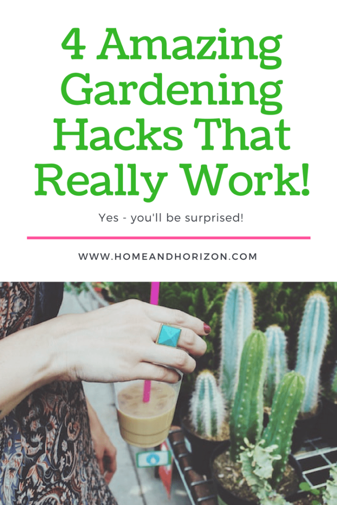 4 Amazing Gardening Hacks That Really Work