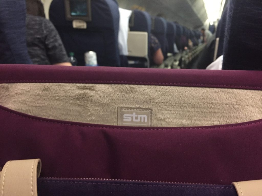 A Review of STM Goods' Laptop Sleeve