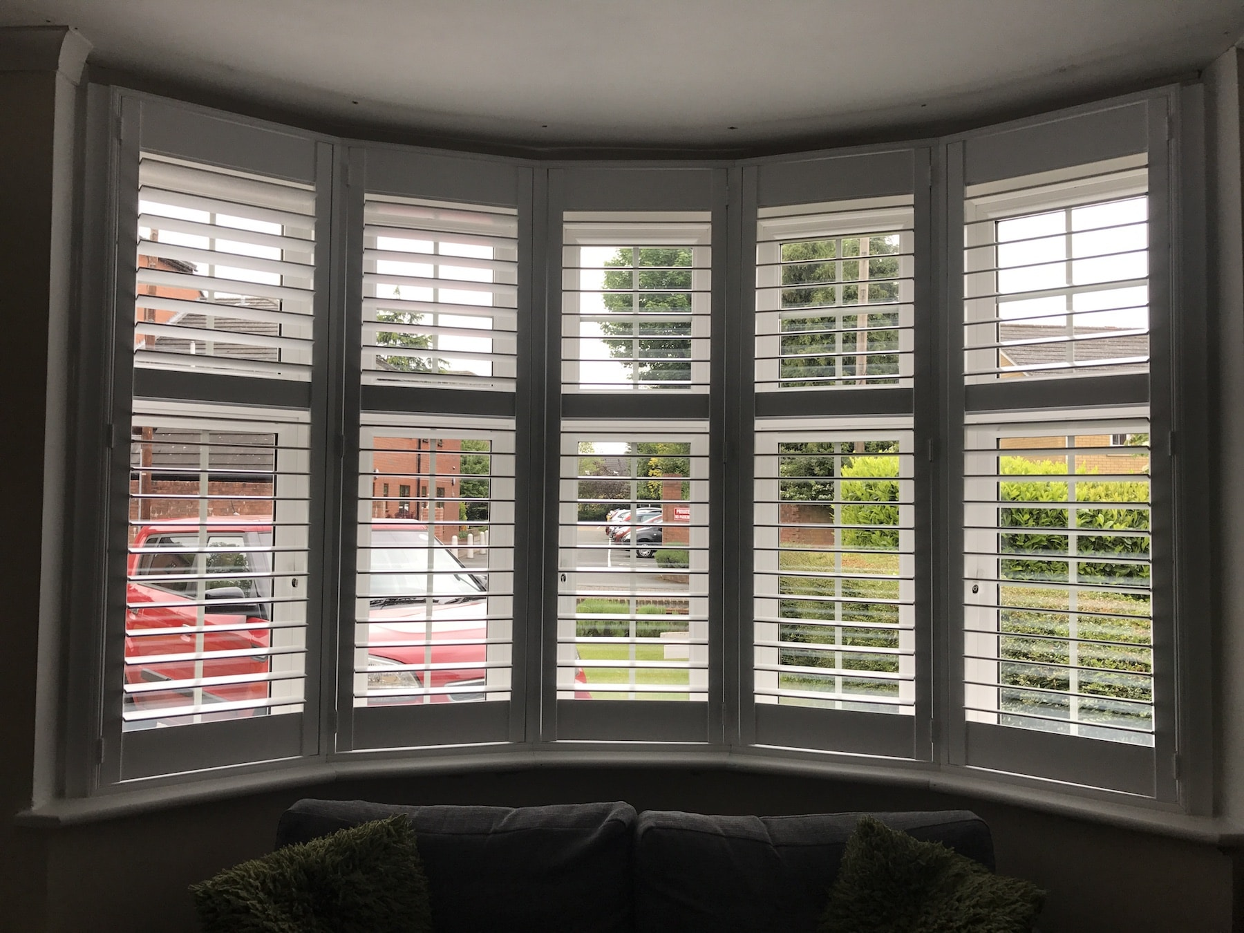 Plantation shutters from all blinds and shutters home Are plantation shutters still in style 2017