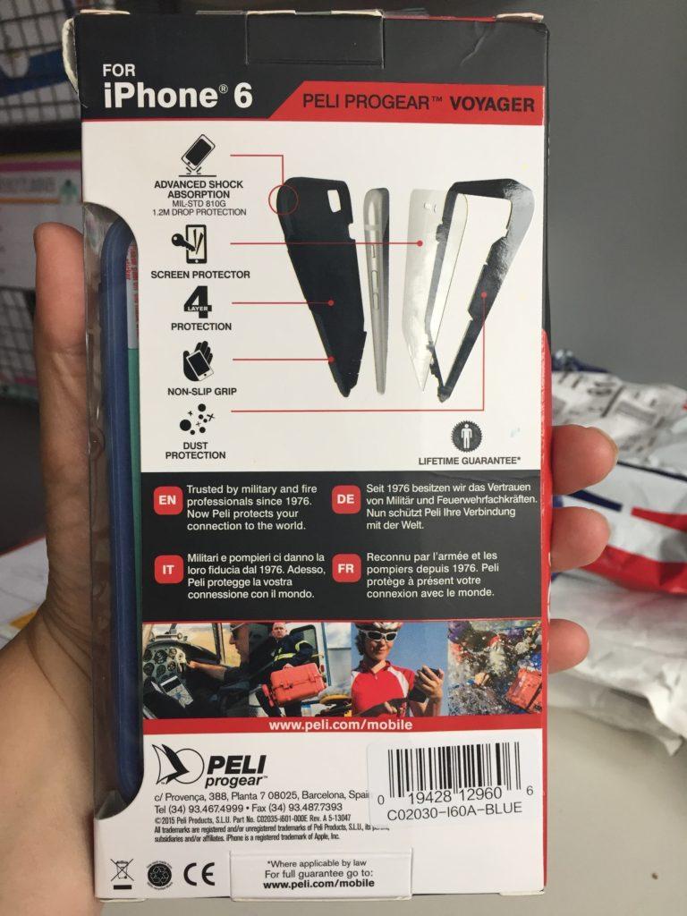 Peli Voyager
