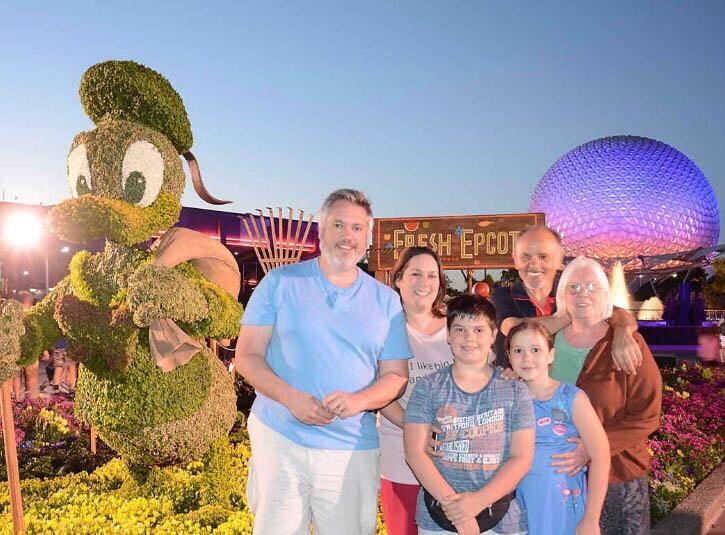 multi-generational trip