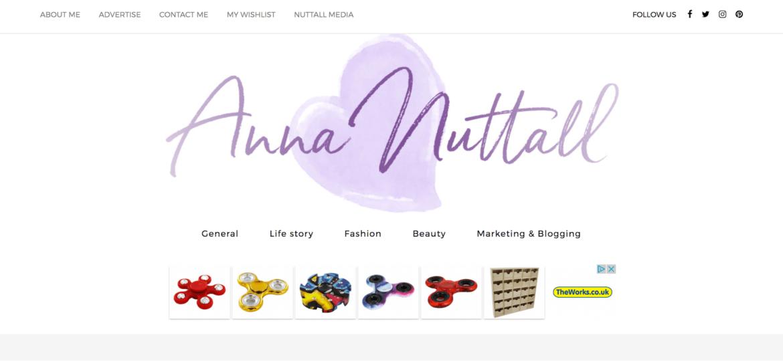 Anna Nuttall