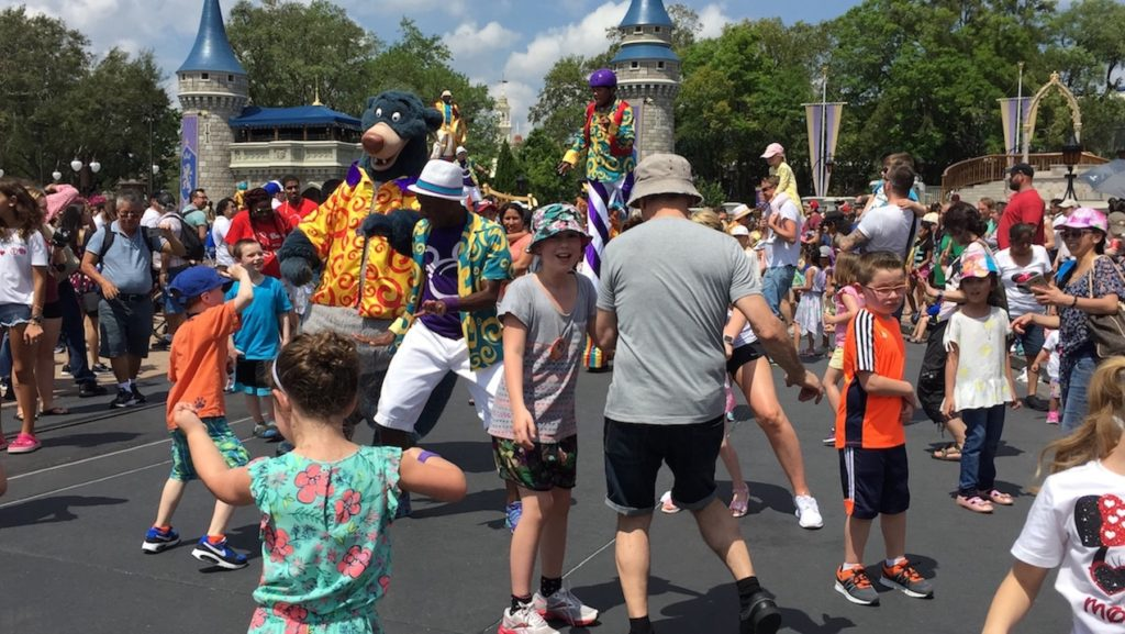 Disney World Diaries