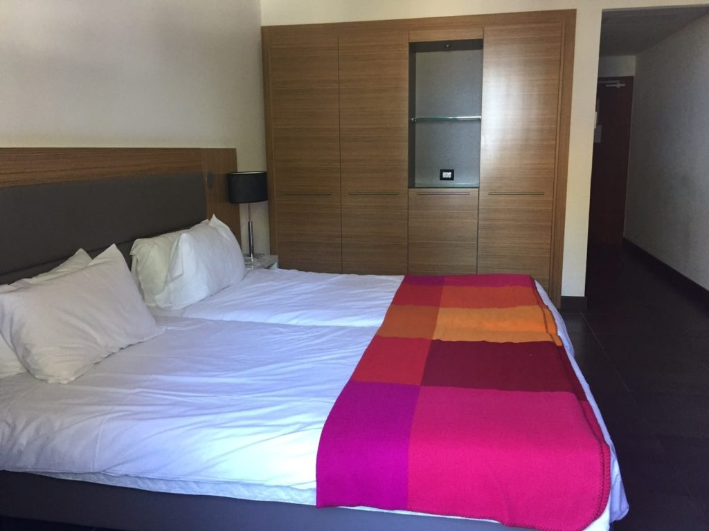 Refurbished Room at Mark Warner's San Lucianu Resort in Corsica