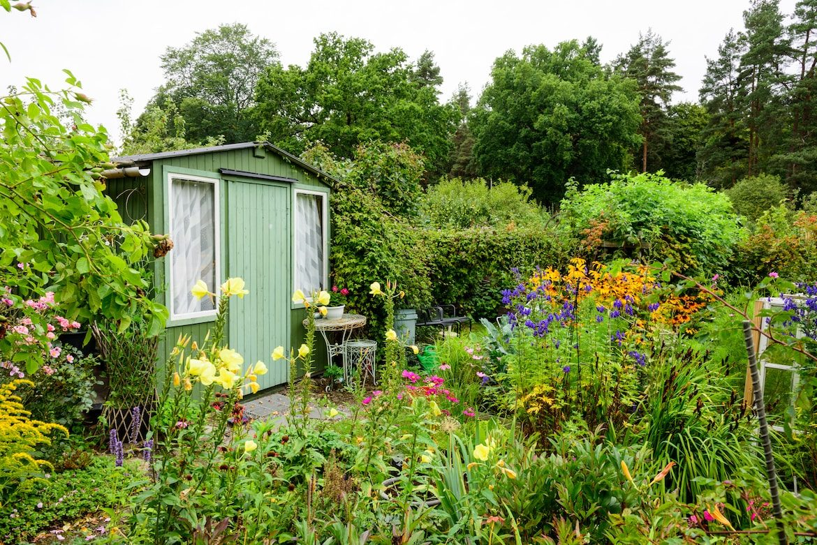 Repurpose your shed