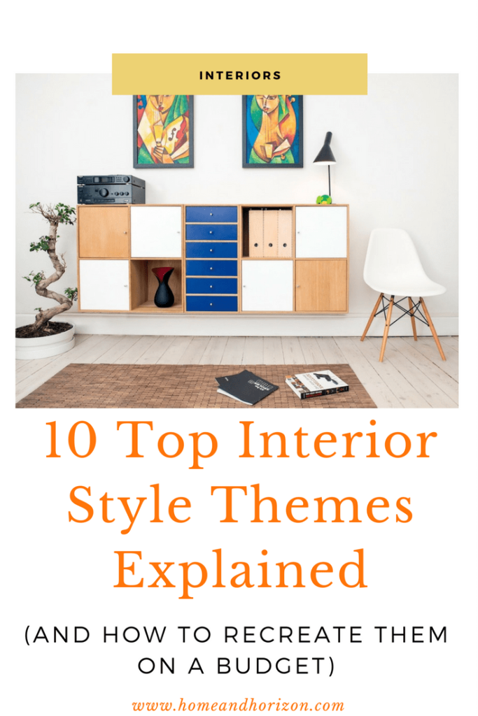 Interior Style Themes