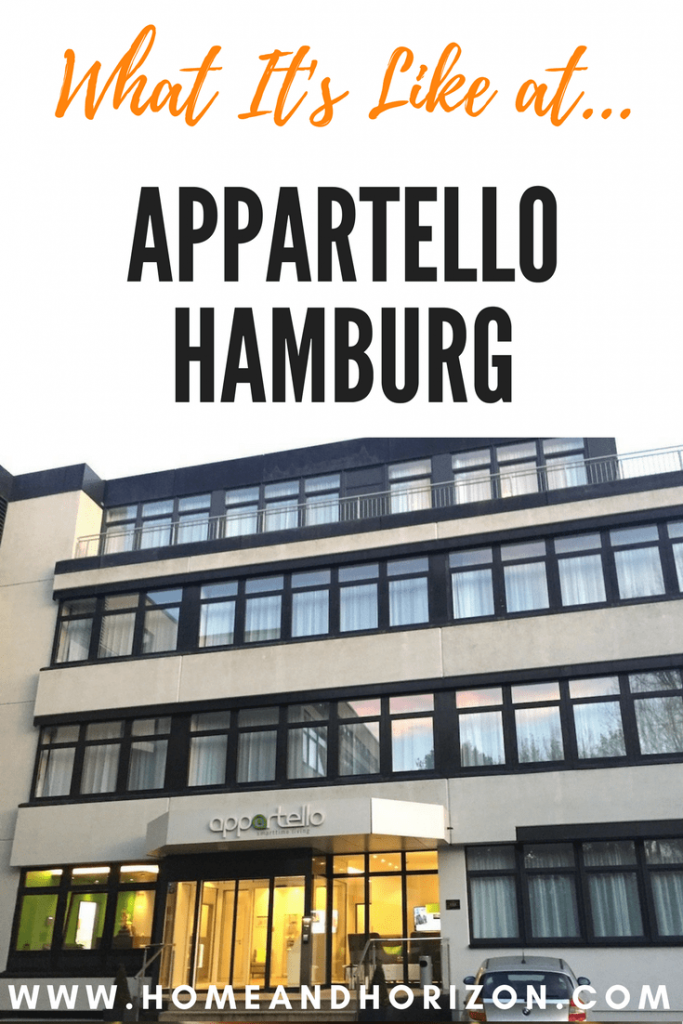 Review of Appartello Hamburg