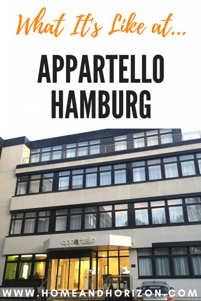 Review of Appartello Hamburg