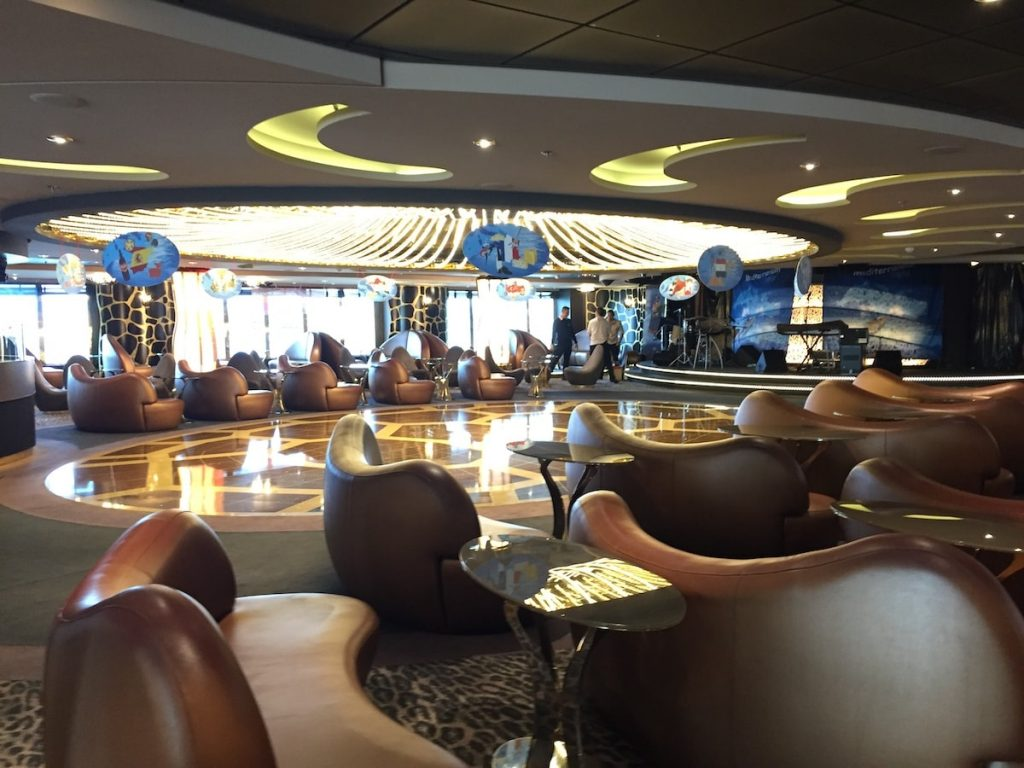 MSC Cruises BlogCampOnBoard