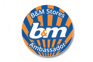 B&M Stores Brand Ambassasor