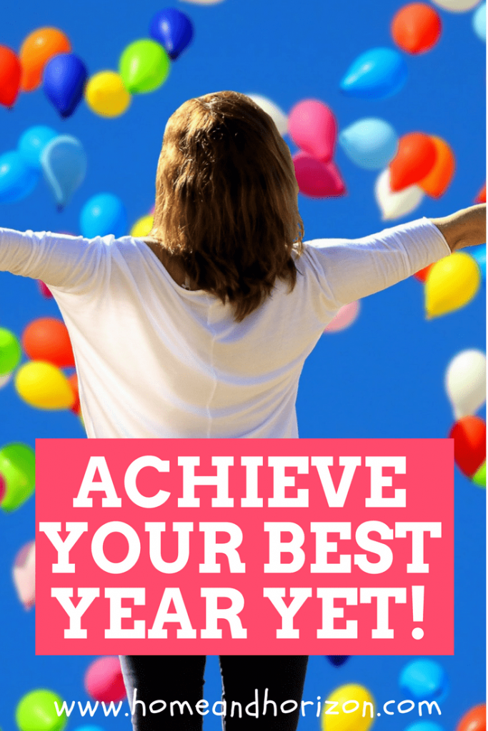 How to have your best year yet