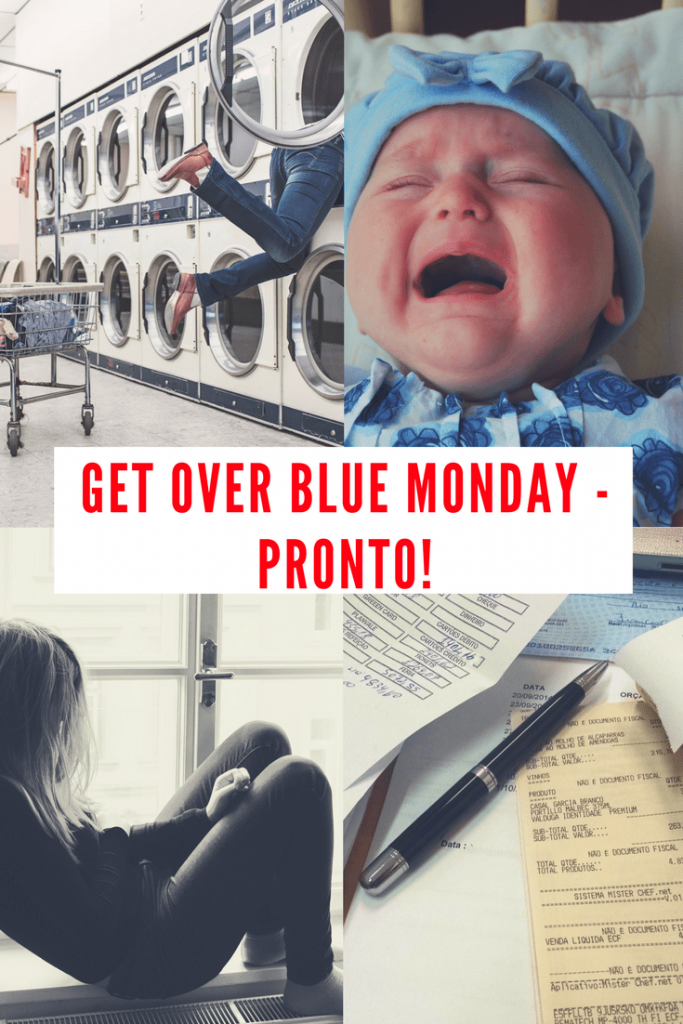 Blue Monday - or any day you're feeling low isn't fun, so here's a selection of activities to try to lift your spirits...