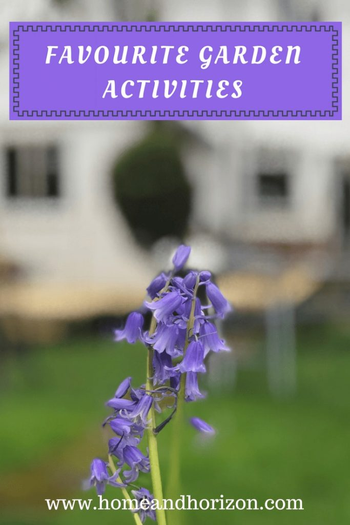 What are your garden glory activities? Read what I love getting up to in my garden for ideas and inspiration!