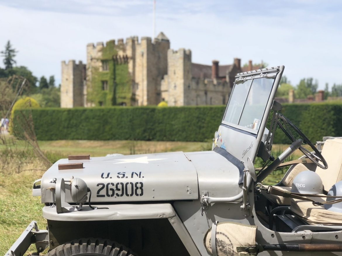 Hever Castle's Home Front