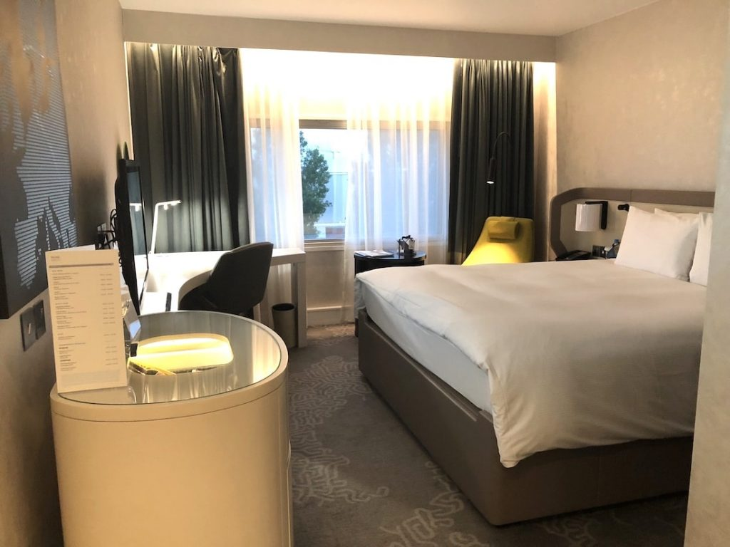 Review of Hilton London Heathrow