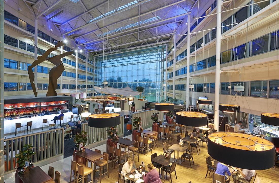 Review of Hilton London Heathrow