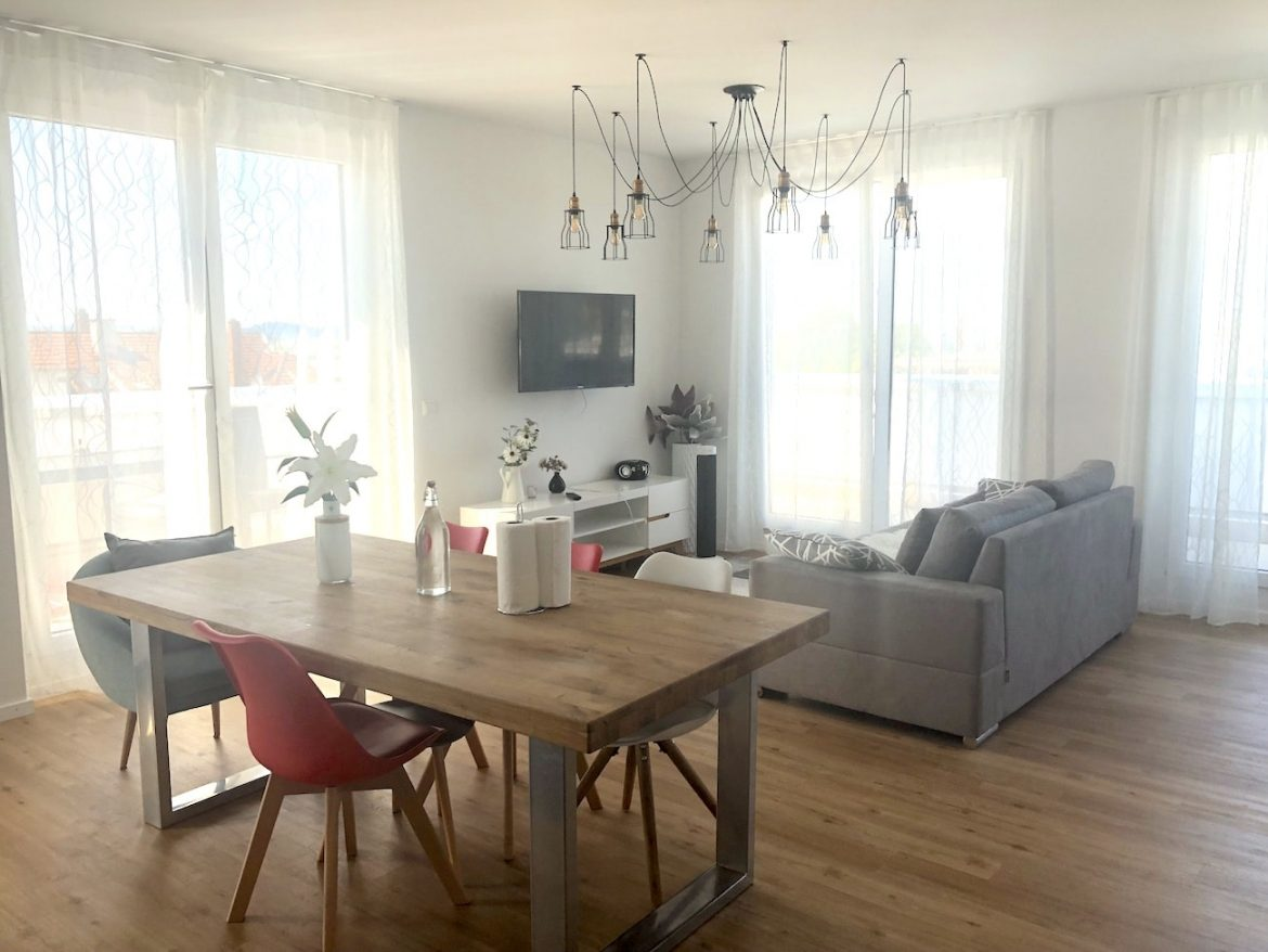 A Review Of The Freiburg Appartements in Germany