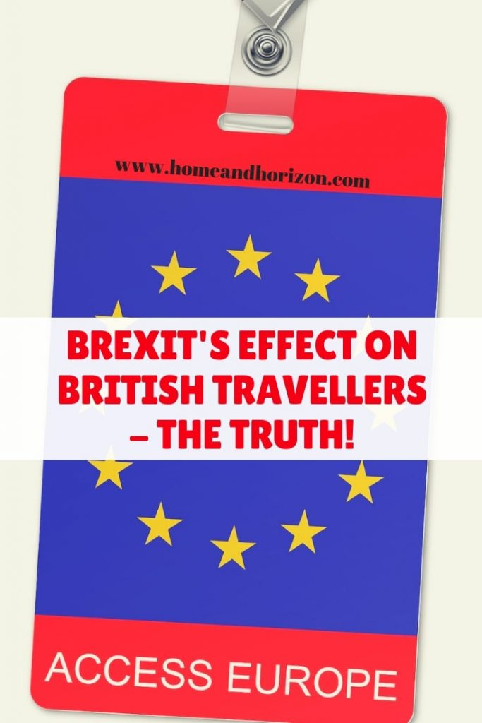 Wondered what how Brexit will affect travel to Europe? Here are six myths - and the real truth!