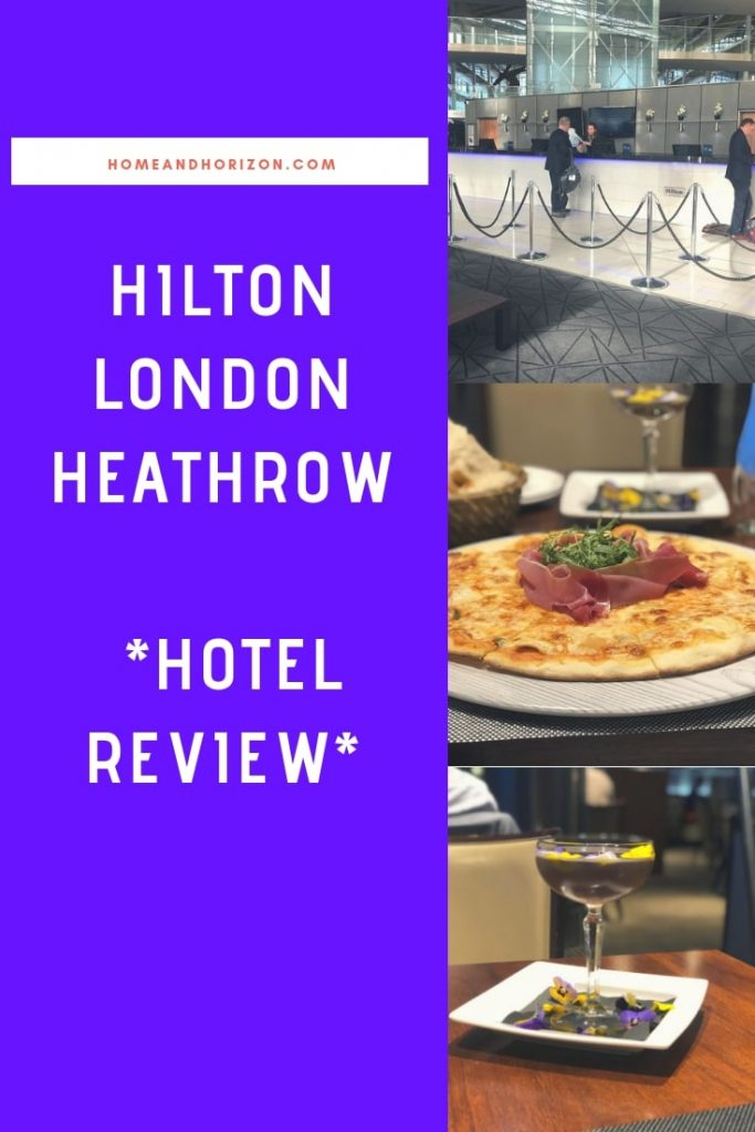 I stayed overnight at the Hilton London Heathrow to see what it was really like.