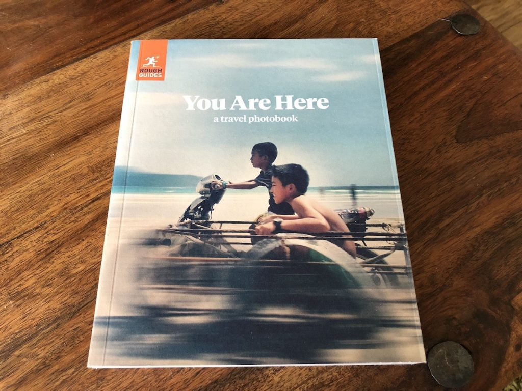 September Favourite Finds - You Are Here Travel Book