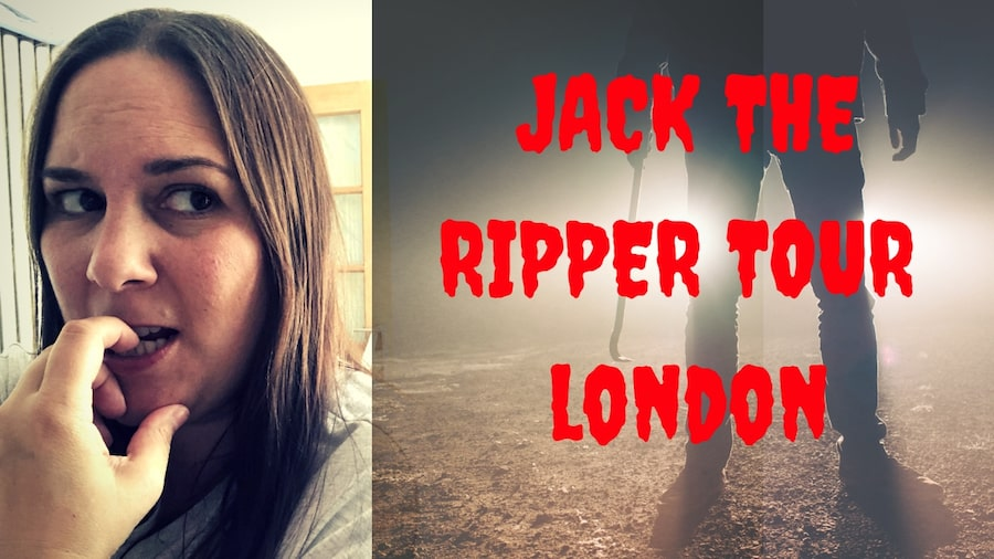 Video of Jack The Ripper Tour in London