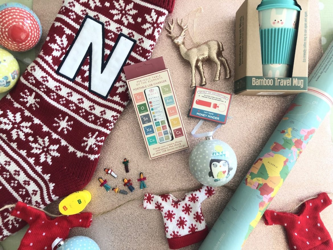 A Christmas Stocking Fit For A Tween