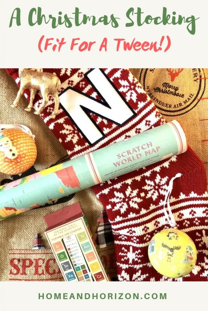If you've got a tween (not a small child and not quite a teenager!), have a look at some of the unique gift ideas I've picked up for a #Christmas Stocking - with the help of Rex London!