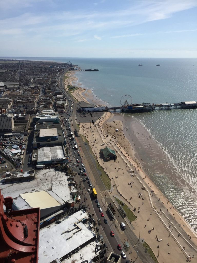 What to do and see on a short break to Blackpool with kids