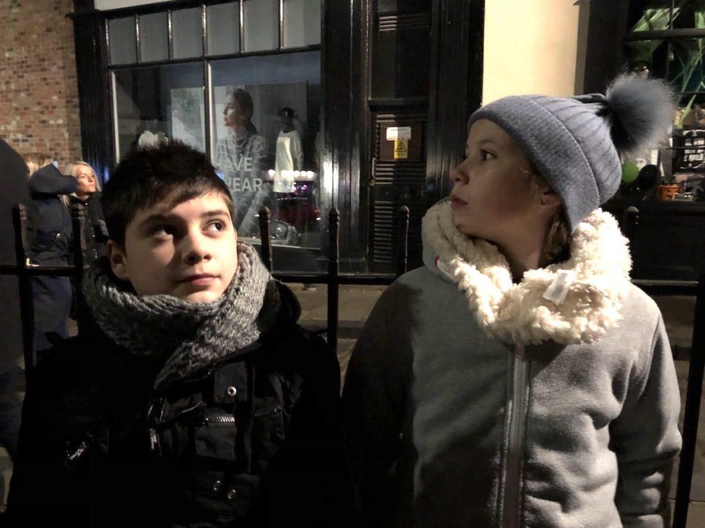 York with teens