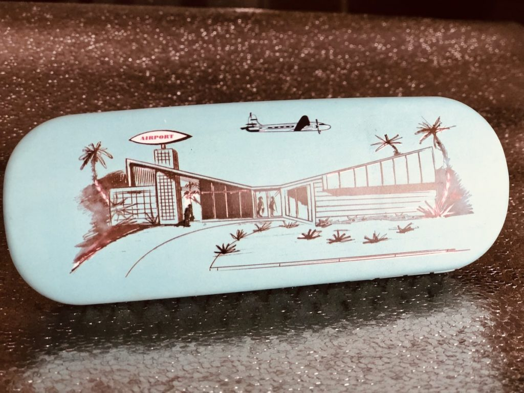 Glasses case from The Rex London Winter Sale