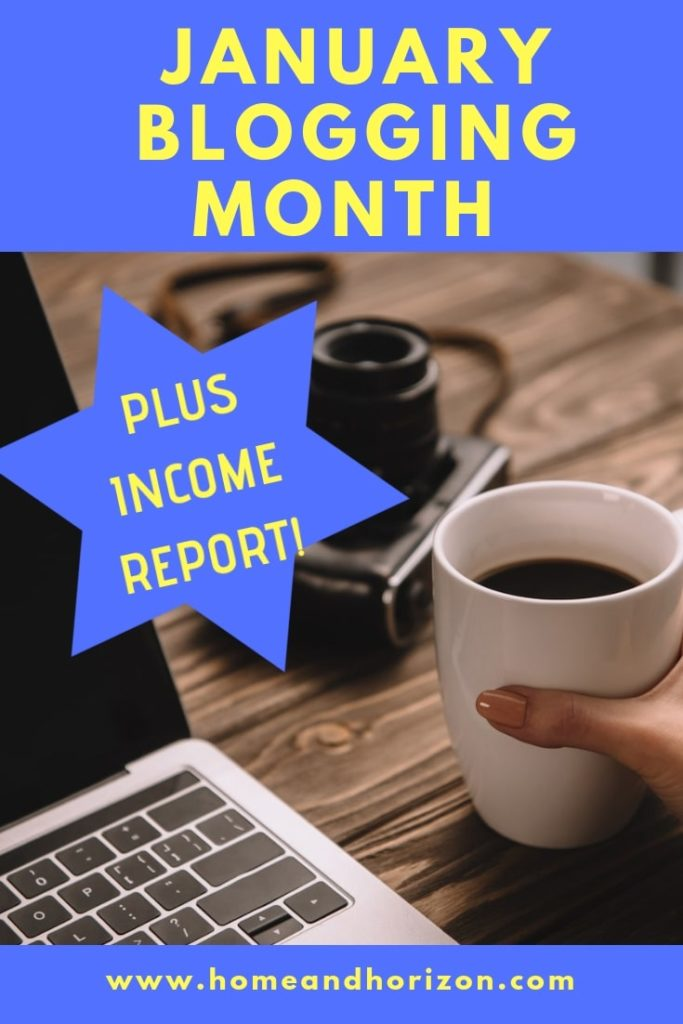It has been a busy month on the blog but I've had some epic fails along the way - read what I've been up to and how much I made in my income report