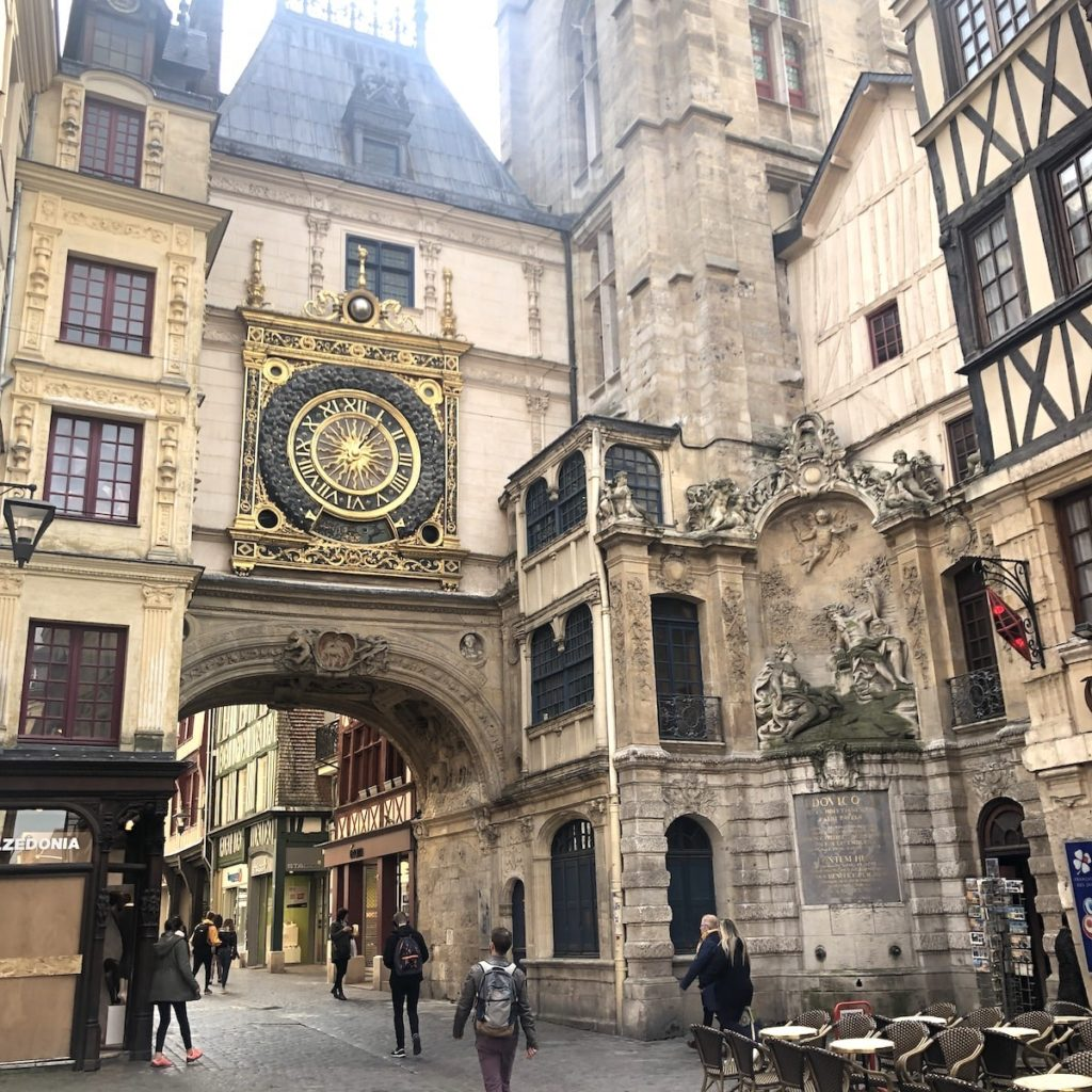 24 Hours In Rouen, France