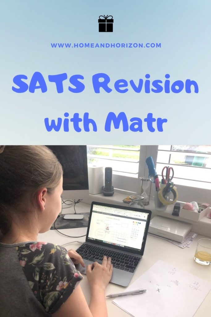 I review Matr for online SATS Revision - Year 6 ...have a read (and watch) of what we discovered!