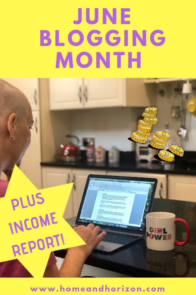 Read what happened in my June Blogging Month including who I collaborated with, who i met and how much I earned