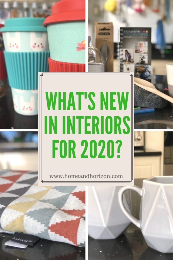 Discover the hot new trends for 2020 - you could even be featuring them in your home without you knowing!