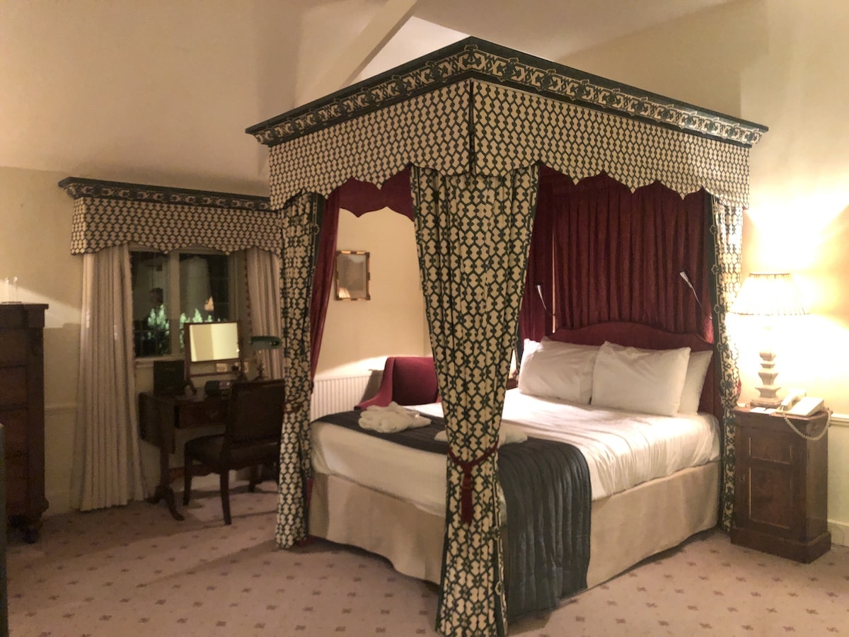 Hallmark Hotel Flitwick Manor Review