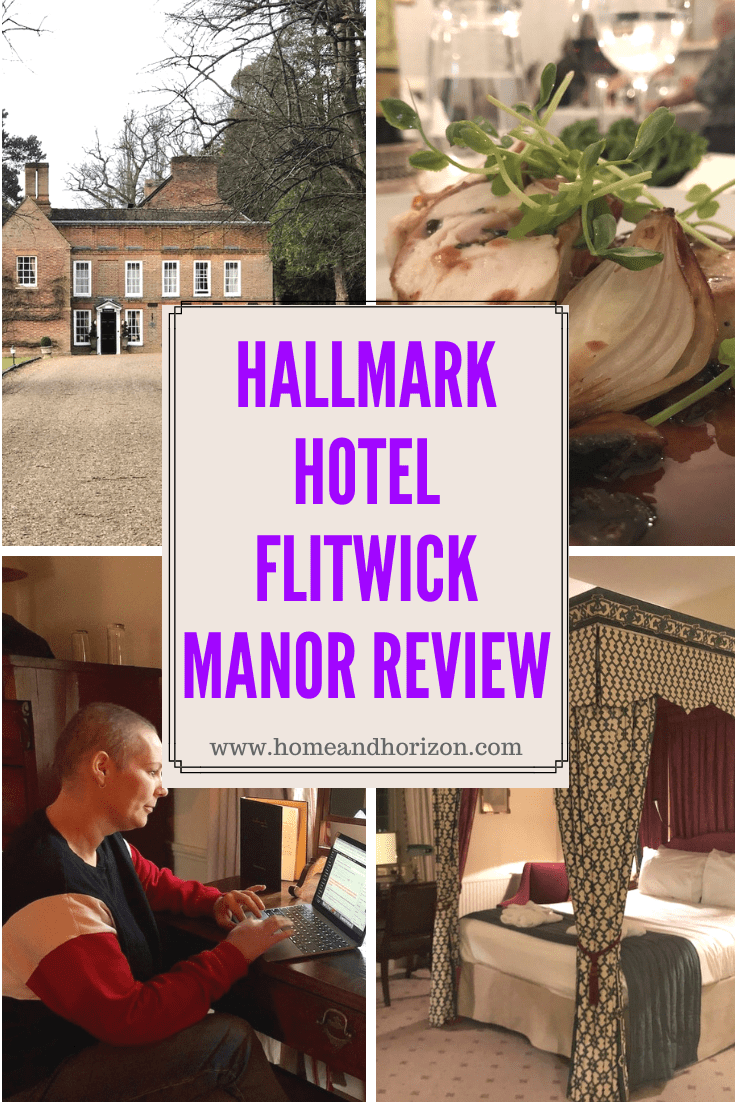 Have a read of what I thought of the four-star Hallmark Hotel Flitwick Manor Hotel in Bedfordshire. There were some #spooky goings on!