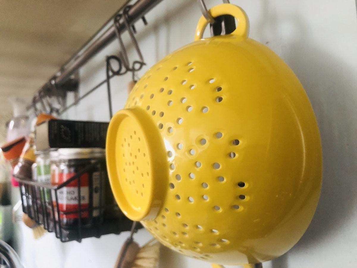 Mellow Yellow Kitchen