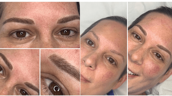 What microblading really feels like