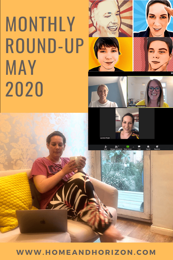 Here's an insight into what I've been up to in May 2020 - from what I bought and found useful, to what I've been enjoying and lusting after - it's all here!