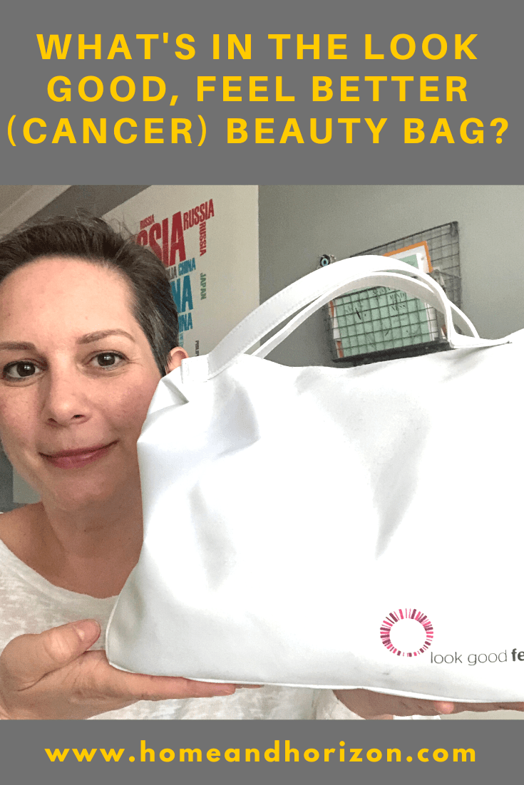 I went on the Look Good Feel Better Session - booked through my hospital whilst I was being treated for #breastcancer - here's what's in the beauty bag we were gifted.
